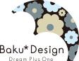 バクデザイン株式会社のロゴ
